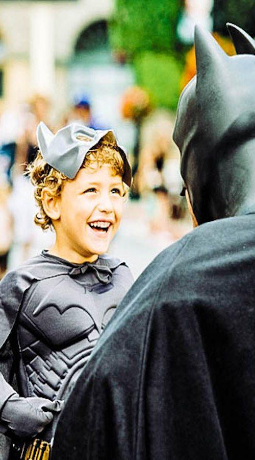 Batman Movie World